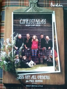 Holiday Catalog Blog - Boden